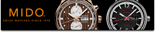 Mido Swiss Watches Authorized Dealer