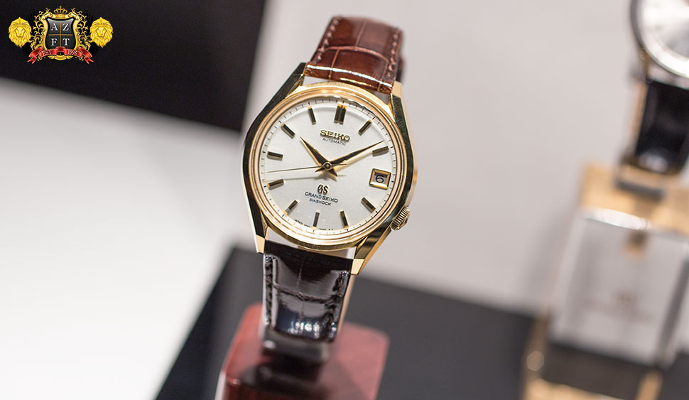 Grand Seiko 62GS Automatic SBGR092 Yellow Gold Limited Edition