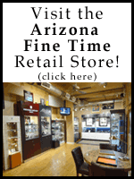 Visit Arizona Fine Time - The best watch and luxury  store in Scottsdale and Phoenix